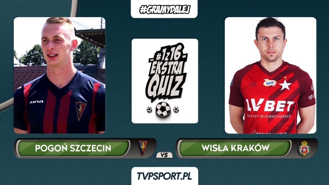 #1z16 Ekstraquiz: Pogoń Szczecin (Mariusz Malec) vs. Wisła Kraków (Rafał Boguski) | 1/8 finału