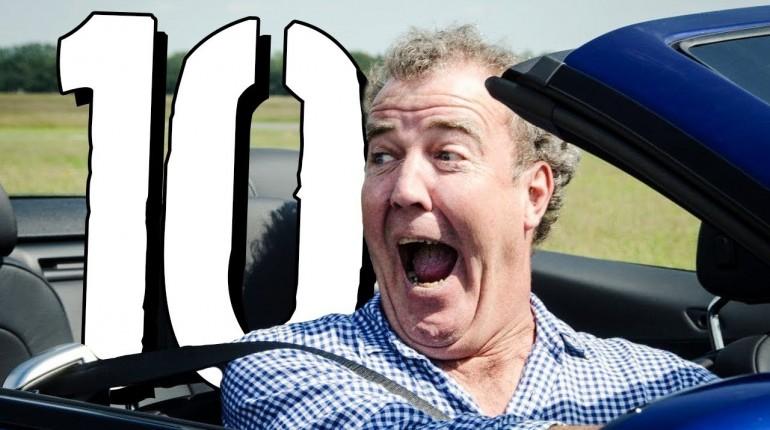 10 faktów o Clarksonie [TOPOWA DYCHA]