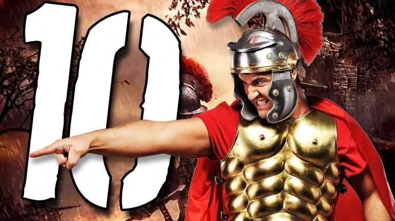 10 powszechnych mitów o starożytnym Rzymie [TOPOWA DYCHA]