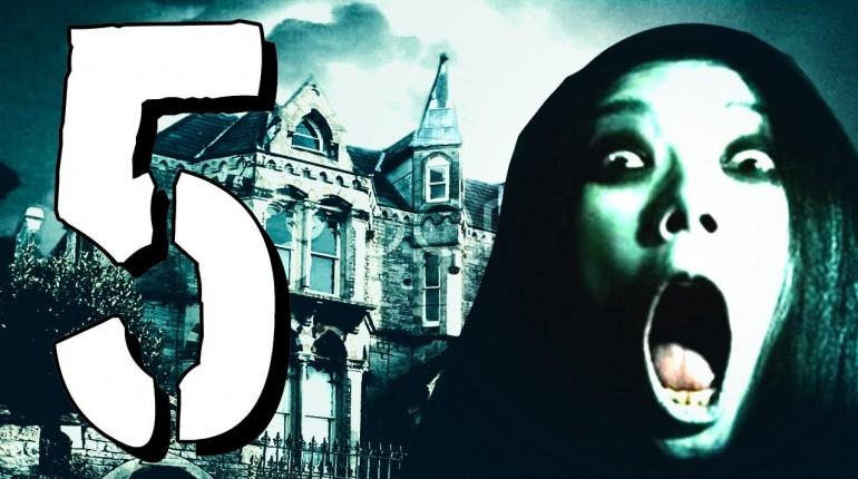 5 przerażających LEGEND MIEJSKICH 2 [TOPOWA DYCHA]