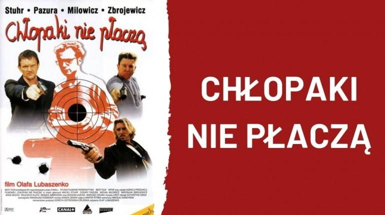 CHŁOPAKI NIE PŁACZĄ 🔹 CAŁY FILM 🔹 FULL HD 🔹 2000 🔹