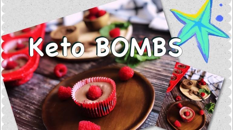 🥑KETO🥑 bomby tłuszczowe (FAT BOMBS) - przepisy ketogeniczne