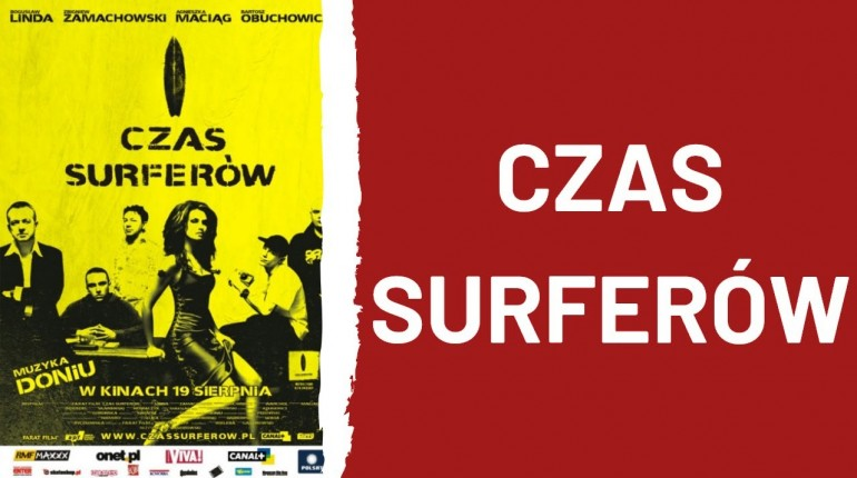 CZAS SURFERÓW 🔹 CAŁY FILM 🔹 2005 🔹