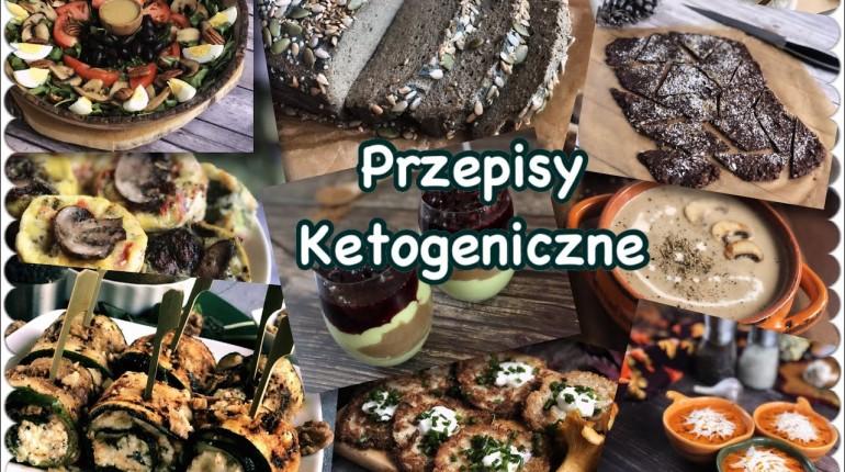 Dieta ketogeniczna - przepisy + jadłospis, moja książka 📚