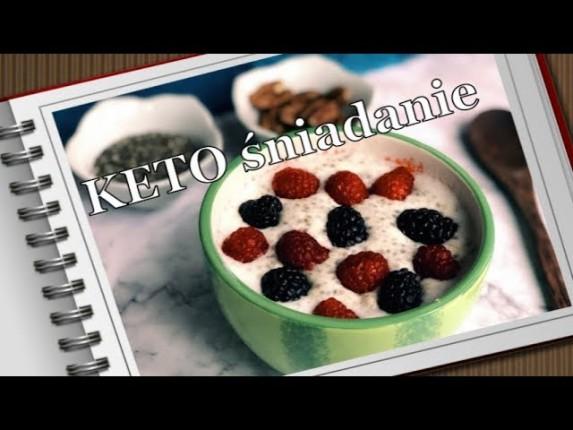 Dieta ketogeniczna - śniadanie I - roślinne, surowe!