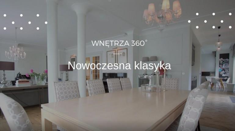 Dom w Wilanowie nowocześnie i z klasą!