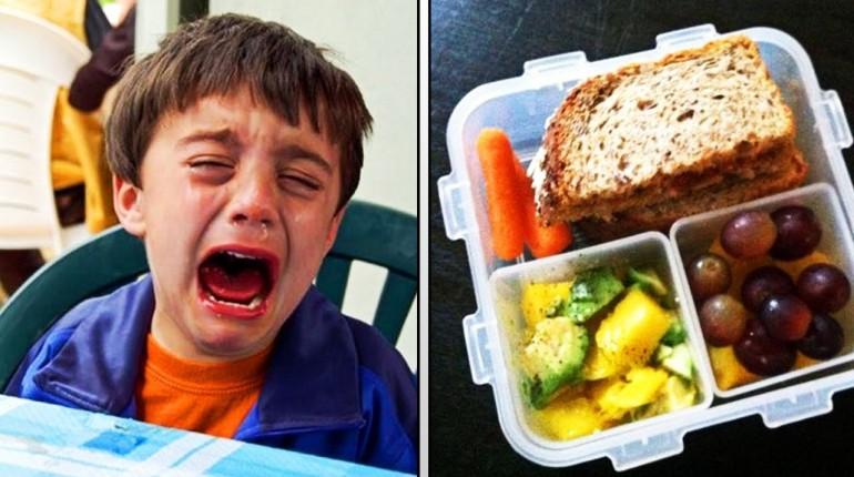 Nauczyciel wyrzucił chłopcu jedzenie. To co mu powiedział zszokowało wszystkich