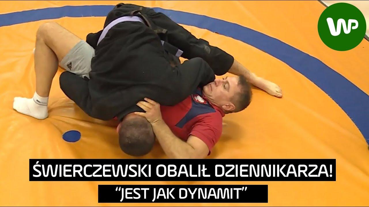 FFF 2. Zobacz, jak Piotr Świerczewski trenuje przed debiutem w MMA