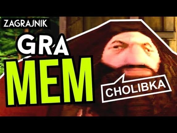 Gra która stała się memem - cholibka!
