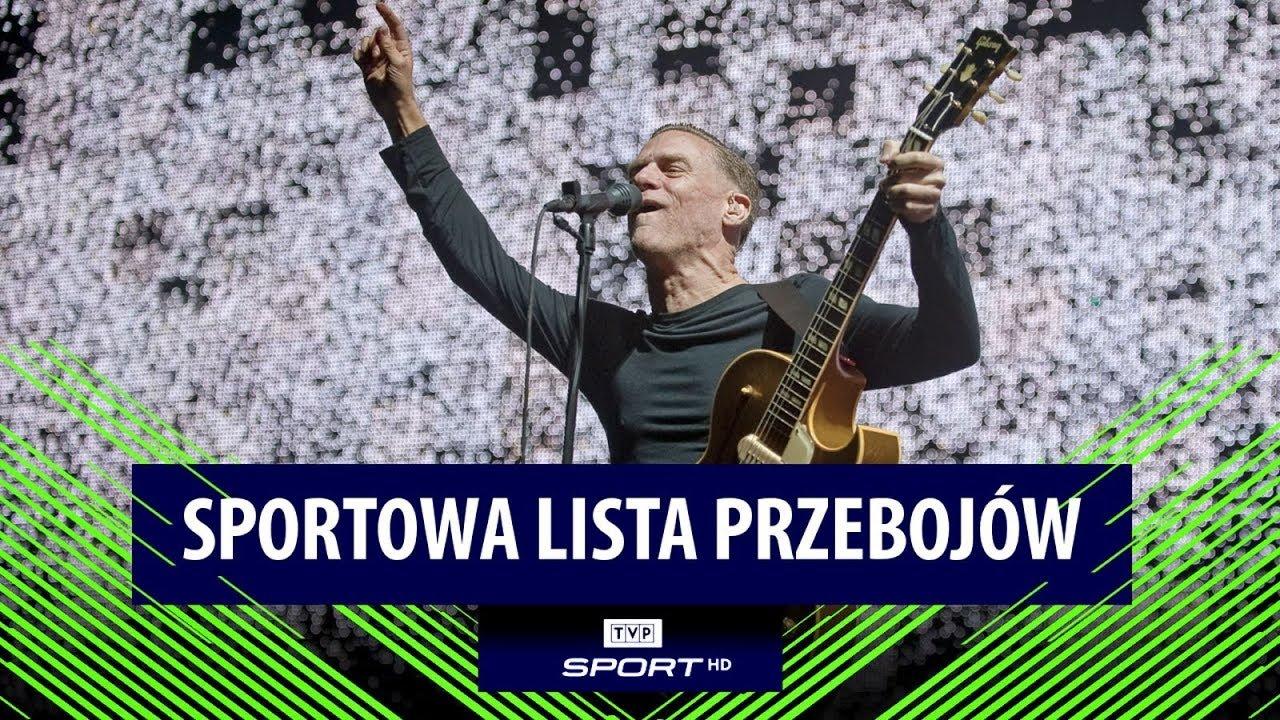 Bryan Adams, Chris Rea i... Czesław Niemen!!! Sportowa lista przebojów legendy reprezentacji Polski