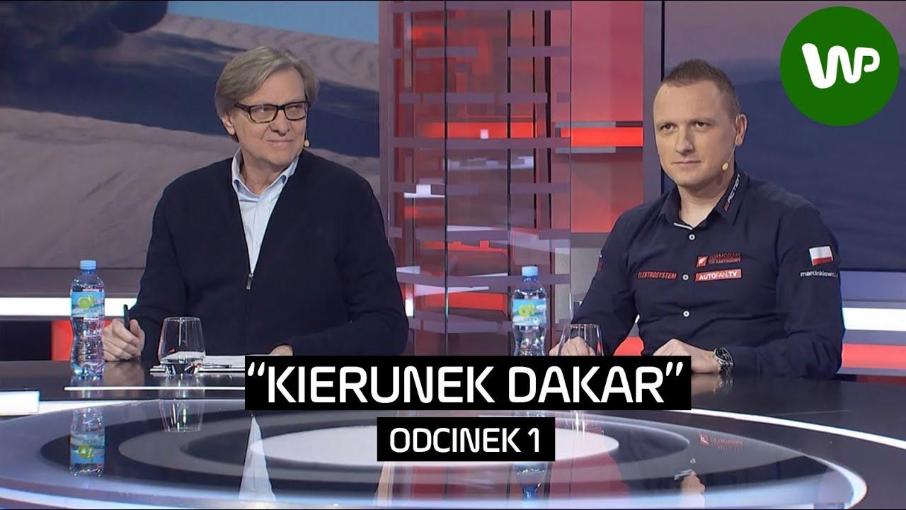 """""""Kierunek Dakar"""" odcinek 1. Ogromny pech Przygońskiego na pierwszy etapie!"""