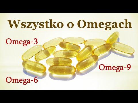 Wszystko o Omegach.  Nienasycone kwasy tłuszczowe Omega 3,6,9 -  właściwe proporcję.