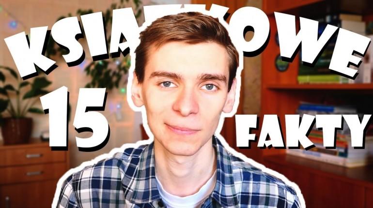 Książkowe FAKTY o mnie, czyli czytelnicze nawyki TAG