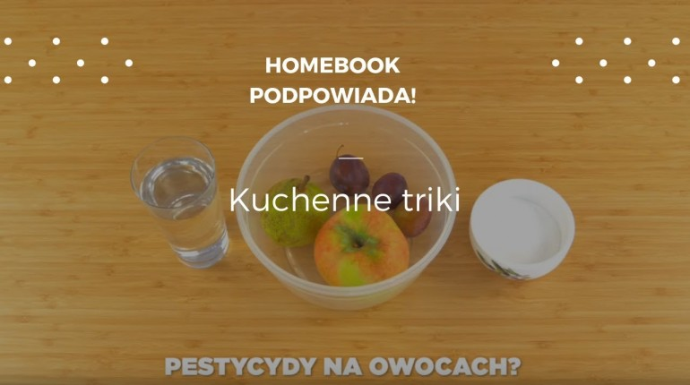 Kuchenne triki #homebookpodpowiada
