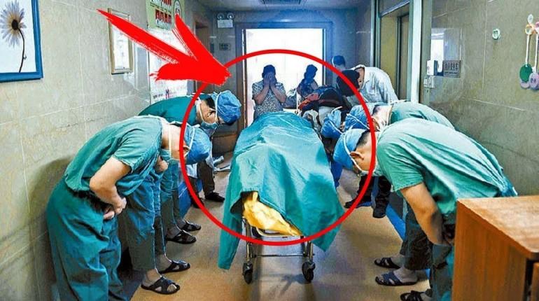 Lekarze pokłonili się przed tym chłopcem. Kim on jest?