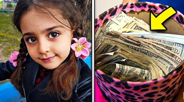 Mama znalazła plecak córki wypchany pieniędzmi. Zapytała ją skąd je ma...