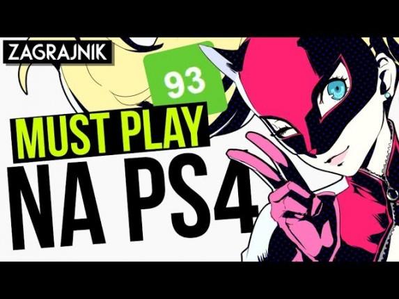 MUST PLAY dla posiadaczy PS4 i PS3 - Persona 5