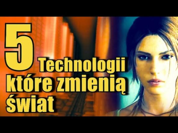 Nowe technologie które ZMIENIĄ nasz świat #4
