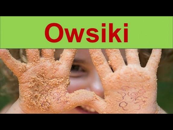 Pasożyty ludzkie. Owsiki. cz.2