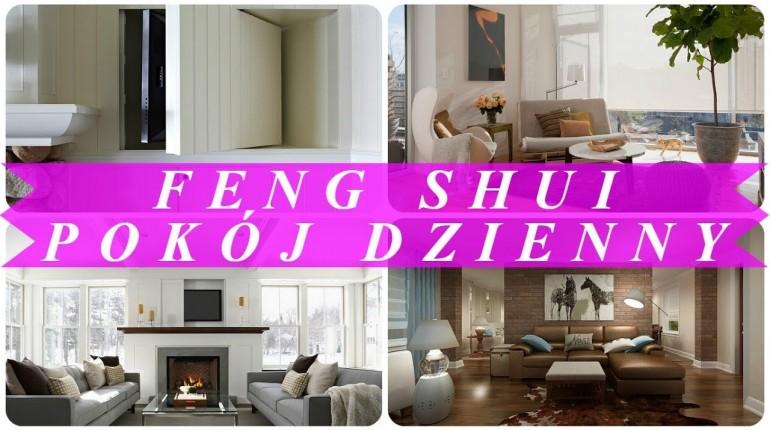 Pomysły na feng shui pokój dzienny