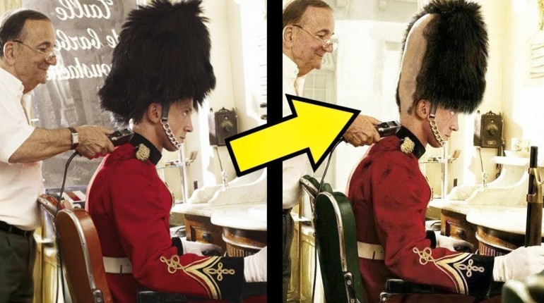 SEKRETY, o których strażnicy królowej nikomu nie mówią