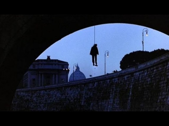 Zabójstwa polityczne: Roberto Calvi i Watykan
