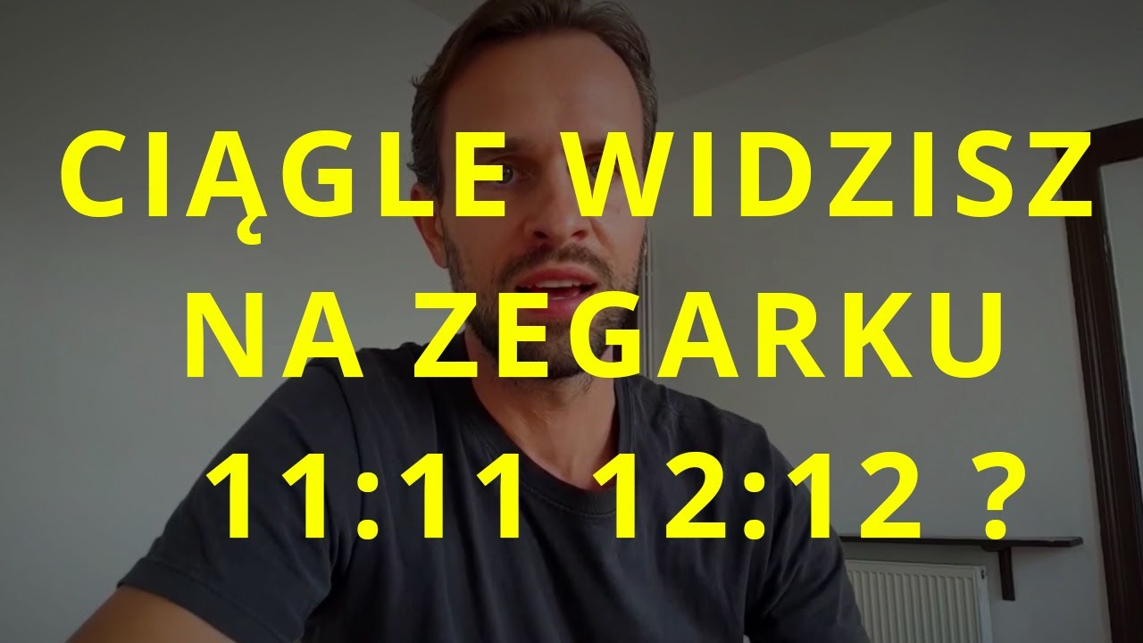 Co oznaczają równe godziny? Ciągle widzisz na zegarku 11.11, 22.22? - Co to oznacza? Porozmawiamy dzisiaj o magicznych liczbach i naszej podświadomość dzięki czemu dowiecie się co oznaczają równe godziny.