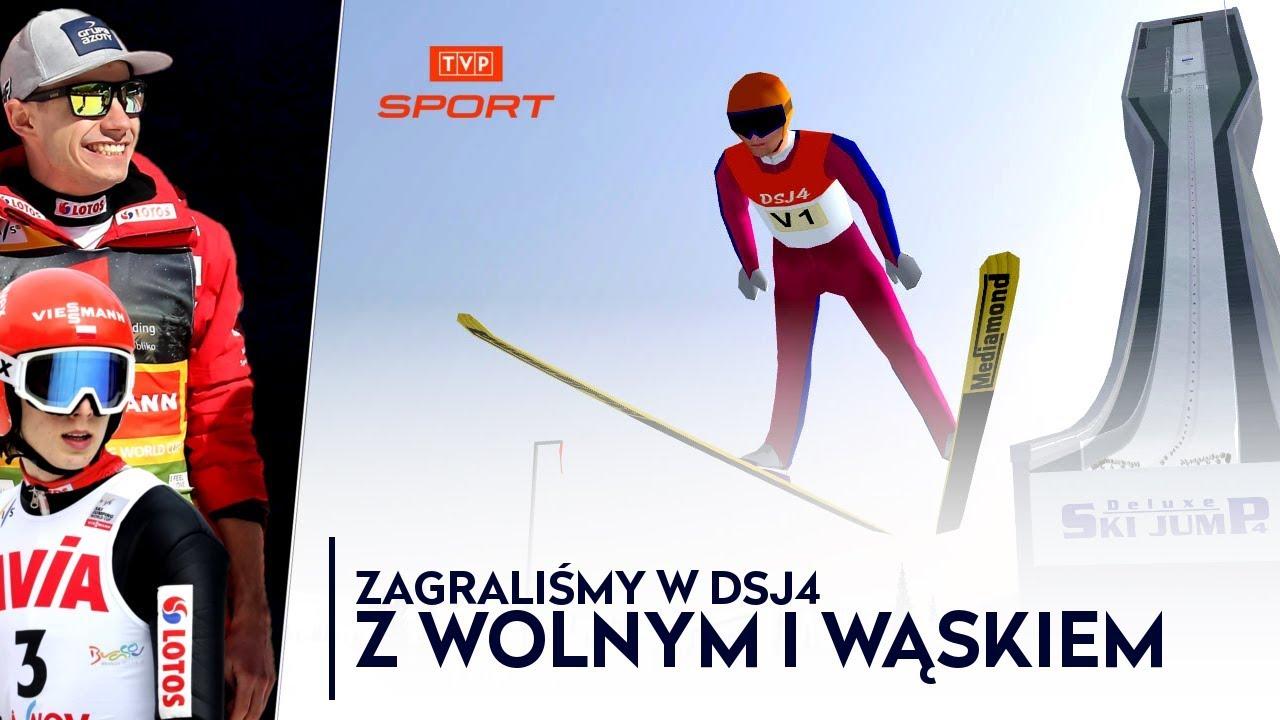 Karl Geiger mistrzem świata w lotach w DSJ4. Jakub Wolny i Paweł Wąsek zagrali z nami | PLANICA 2020