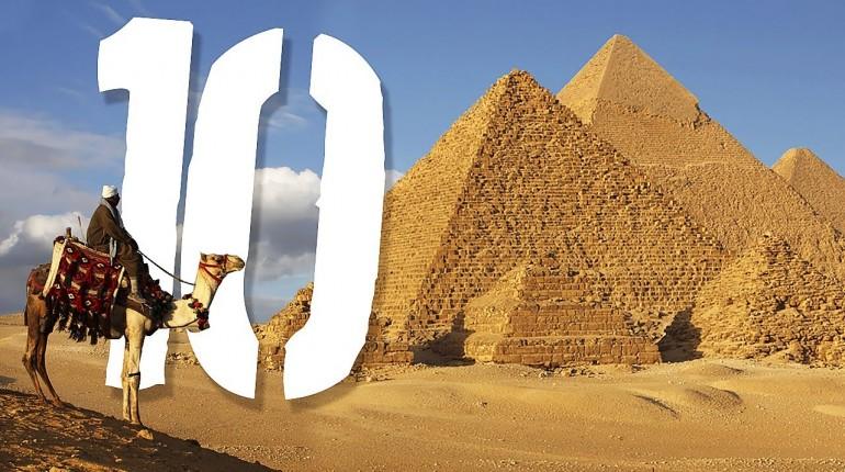 10 budowli, które ZMIENIŁY BIEG HISTORII [TOPOWA DYCHA]