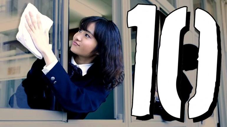 10 faktów o SZKOŁACH W JAPONII [TOPOWA DYCHA]