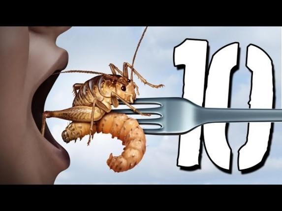 10 NAJOBRZYDLIWSZYCH potraw świata [TOPOWA DYCHA]
