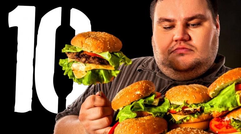 10 państw z najgorszymi dietami [TOPOWA DYCHA]