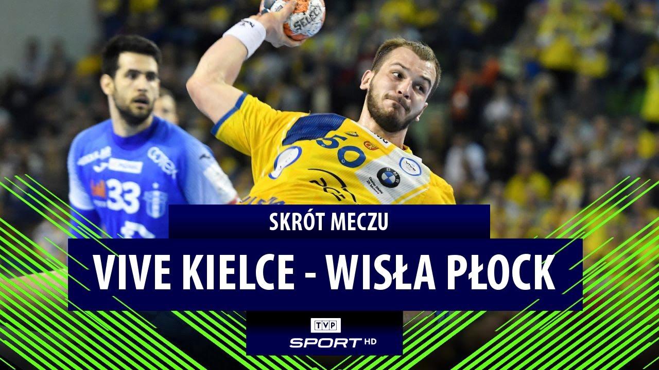 Jednostronna święta wojna | PGNiG Superliga: PGE VIVE Kielce – Orlen Wisła Płock [SKRÓT]