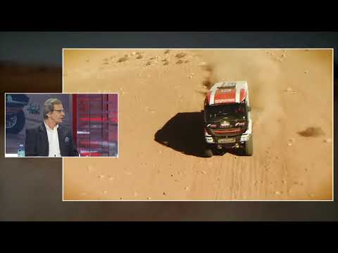 """""""Kierunek Dakar"""" odcinak 11. Świetny dzień Orlen Team! Wiśniewski wygrał etap, Przygoński drugi"""