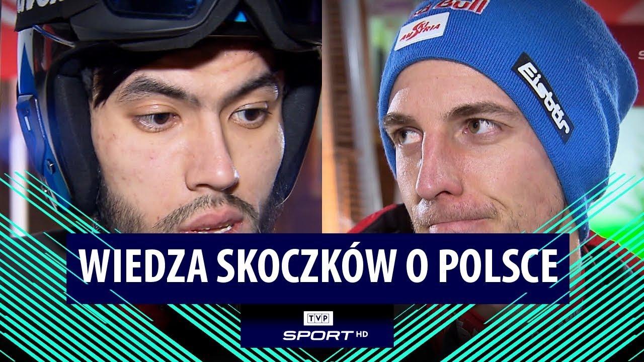 """""""Lewandowski? Myślałem, że to Rosjanin"""". Zagraniczni skoczkowie i ich wiedza o Polsce"""