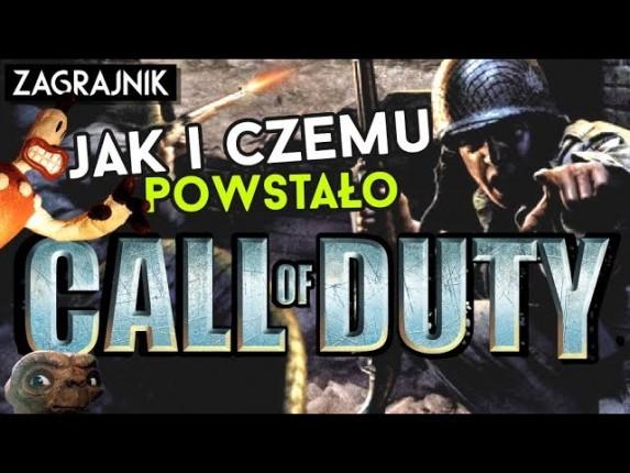 Jak i czemu powstało Call of Duty?