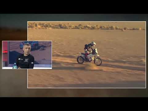 """""""Kierunek Dakar"""" odcinek 9. Etap tylko dla kierowców samochodów"""