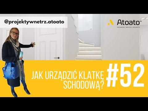 Kurs na wnętrze odc. #52 Jak urządzić klatkę schodową ?