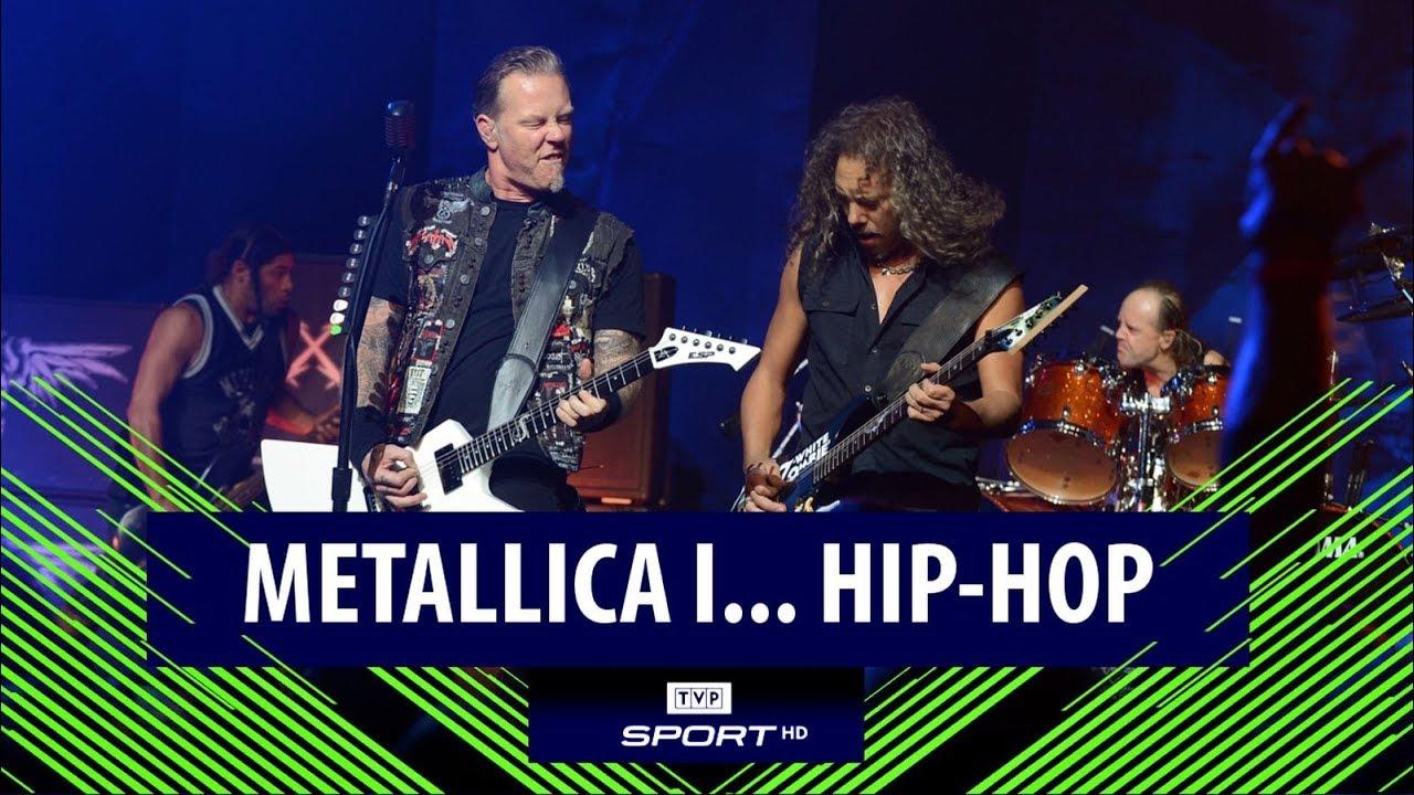 Metal z domieszką hip-hopu! Czego słucha Maciej Zieliński?