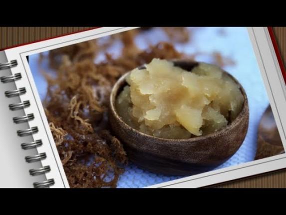 KOLAGEN na diecie surowej/wegańskiej? Żel z Irish Moss na mocne kości i stawy.