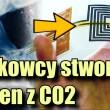 Naukowcy przekształcili dwutlenek węgla w grafen