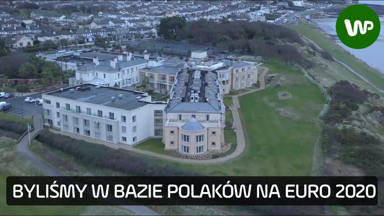 Oto baza Polaków na Euro 2020! Odwiedziliśmy Portmarnock