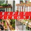 Pomysły na parapet na balkonie