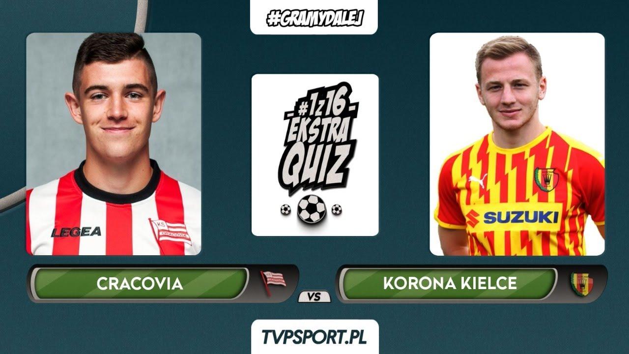 #1z16 Ekstraquiz: Cracovia (Mateusz Supryn) - Korona Kielce (Mateusz Spychała) | 1/8 finału