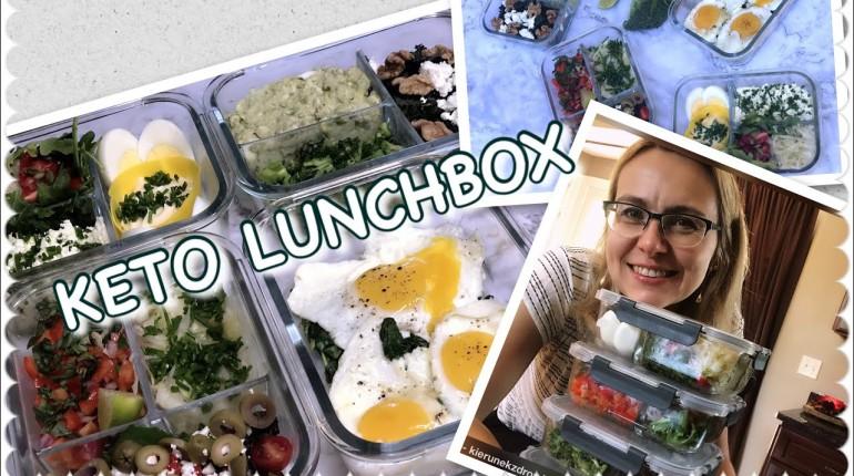 Zdrowe posiłki na cały tydzień do pracy! 3 x KETO LUNCHBOX???