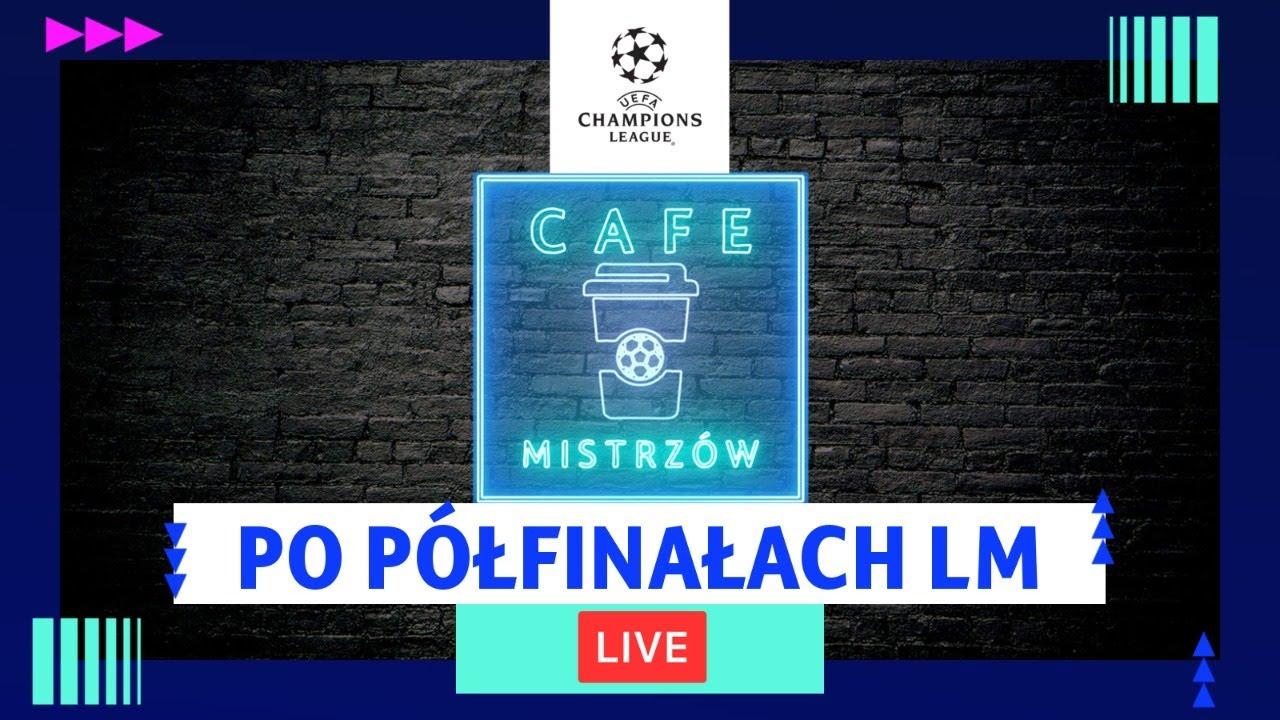 """""""Cafe Mistrzów"""" - wydanie specjalne (Podoliński, Borzęcki,  Żewłakow, Kowalczyk)"""